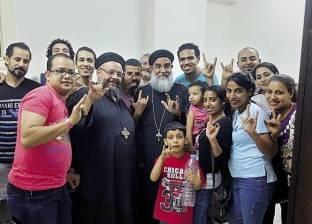 قداس إلهى «بلغة الإشارة».. هكذا نزرع الأمل فى نفوس الصم والبكم