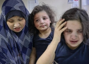 200 طائرة حربية قصفت غزة في الليلة السابعة للعدوان.. والشهداء 177