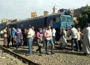 مصرع شاب سقط من القطار في محطة الكاب ببورسعيد