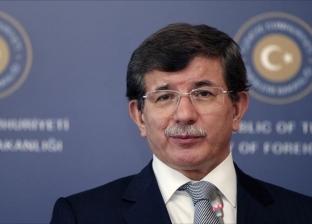 """أوراق التوت تتساقط.. أحمد داوود أوغلو يستقيل من حزب """"أردوغان"""""""