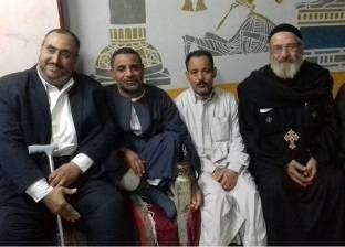 قبطي ينظم مائدة رحمن: الأحداث الإرهابية لن تزيدنا إلا تماسكا