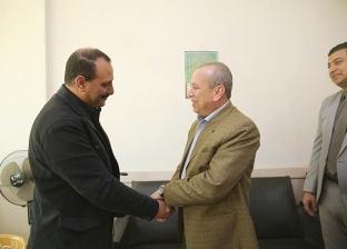 محافظ كفر الشيخ يكلف بإعادة هيكلة إدارات ديوان عام المحافظة
