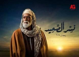 """محمد رمضان وحيدا على بوستر """"نسر الصعيد"""""""