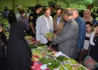 """طاهر: نستهدف التوسع في معارض """"أهلا رمضان"""" بالإسماعيلية"""