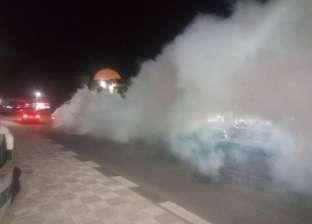الإدارة الصحية في شرم الشيخ تشن حملة لمكافحة الحشرات