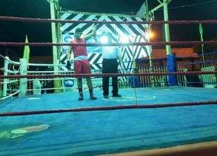 """""""جنوب سيناء"""" تحصد المركز الثالث على مستوى الجمهورية في الملاكمة"""
