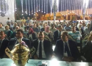 """رئيس """"مستقبل وطن"""" يشهد نهائي دوري الحزب باستاد دمنهور"""