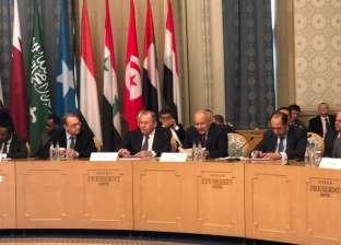 """نص كلمة أبوالغيط في منتدى التعاون """"العربي-الروسي"""" بموسكو: نؤسس لشراكة استراتيجية كاملة"""