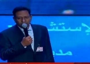 والد شهيد باحتفالات الشرطة: «نترجي السيسي يقعد فترتين رئاسيتين كمان»