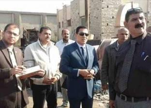 محافظ الشرقية يقيل مدير الإدارة الصحية بالحسينية ويحيل العاملين بوحدة بحر البقر للتحقيق