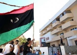"""بعد """"الانسحاب المشبوه"""".. حظر الإخوان أمام البرلمان الليبي"""