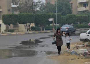 """""""الأرصاد"""": غدا رياح مثيرة للرمال والأتربة وأمطار.. والصغرى بالقاهرة 12 درجة"""