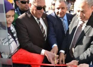وزير التموين يفتتح جهاز حماية المستهلك في السويس