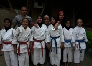 إدارة شرق شبرا الخيمة تحصد المركز الأول ببطولة القليوبية للكاراتيه