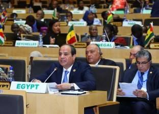 «السيسى» يشارك فى مباحثات تمويل «الاتحاد الأفريقى» و«رواندا»: الرئيس المصرى «مفتاح الخير إلى أفريقيا»