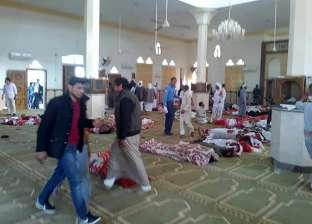 """إمام مسجد الروضة: """"أحد العناصر الإرهابية داس على دماغي.. افتكرني ميت"""""""