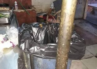 إعدام 485 كيلو أغذية منتهية الصلاحية بشرم الشيخ