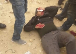 """إصابة 22 عاملا في انقلاب أتوبيس على طريق """"السويس - العين السخنة"""""""