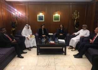 """غادة والي: إدراج مواجهة تعاطي المخدرات ضمن جدول """"وزراء الشؤون العرب"""""""