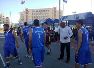 جامعة المنصورة تفوز في المراحل الأولى بمنافسات أسبوع شباب الجامعات
