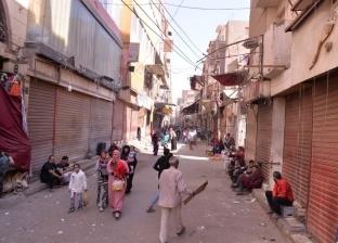أهالى منطقة القيسارية بأسيوط: لأول مرة منذ 8 سنوات الشارع بدونإشغالات