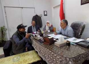 رئيس ميت غمر يعقد لقاء مفتوحا لحل مشاكل المواطنين