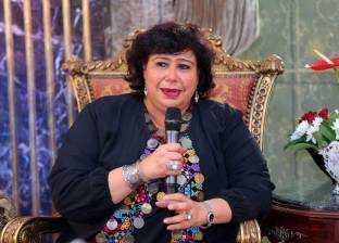 إيناس عبد الدايم تمثل مصر في مهرجان «البردة» بالإمارات