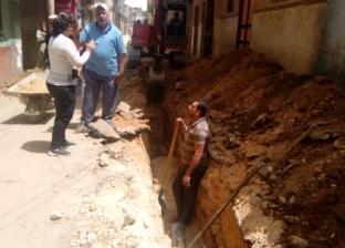 محافظ أسيوط: إحلال وتجديد شبكات المياه لتطوير القرى الأكثر فقرا