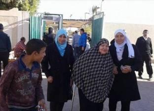 بالصور| السيدات يتصدرن المشهد داخل لجان جنوب سيناء في آخر أيام الانتخابات