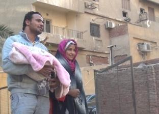حارس عقار: سميتها انتصار ردا لجميل الأمن