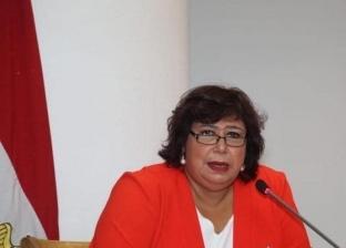 وزيرة الثقافة: تسجيل النخلة باليونسكو يصون موروثات حضارة العرب