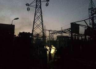 اليوم.. فصل التيار الكهربائي لمدة 9 ساعات عن مدينة الشلاتين