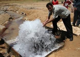 الموافقة على حفر 10 آبار جديدة ومحطة تحلية في الشيخ زويد
