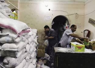 «التموين»: توزيع 60% من سلع فارق نقاط الخبز فى 4 أيام