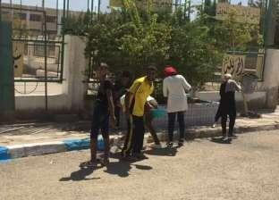 مديرية الشباب والرياضة تنظم معسكرا لنشر ثقافة التطوع في السيوس