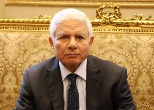 بحثا سبل التعاون.. رئيس مجلس القضاء يستقبل وزير شؤون مجلس النواب