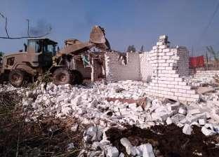 محافظة القليوبية: إزالة 317 حالة تعد ضمن الموجة الـ12 لاسترداد أراضي