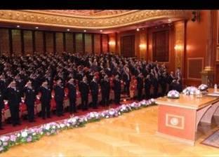 بالصور| وزير الداخلية: عناصر الشر لن تنال من إرادة الشعب المصري