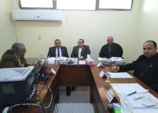 حركة تنقلات وتجديدات بديوان عام محافظة شمال سيناء