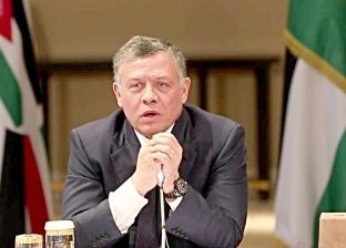 العاهل الأردني: أزمة اللاجئين التي نتحملها تفوق طاقاتنا