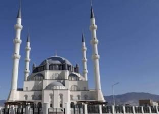 مسجد ضخم بتمويل تركي يثير جدلا في شمال قبرص