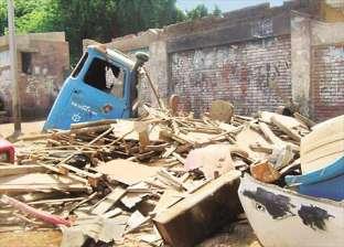 رئيس حي شبرا الخيمة: مصادرة السيارات دون اللوحات المعدنية بالشوارع