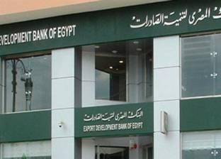 البنك المصرى لتنمية الصادرات بصدد وضع استراتيجية خمسية جديدة