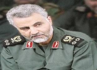 «سليمانى» يهدد قادة سُنة فى العراق بـ«القتل»