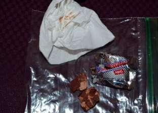 بالصور| الهدية النحس.. طفلة أمريكية تصاب في فمها بسبب قطعة شوكولاتة
