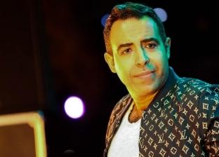 بالصور.. محمد عدوية يشعل الأجواء في التجمع الخامس