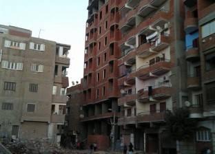بالمستندات.. أبراج الإسكان الاستثمارية تعوم على بحر مياه جوفية فى منيا القمح