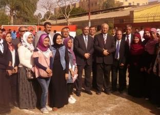 رئيس جامعة بنها يشهد حفل ختام الأنشطة الطلابية