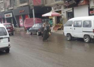 سقوط أمطار خفيفة على الدقهلية.. والمحافظ يعلن الطوارئ