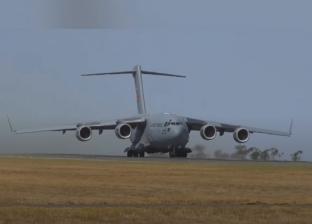 طائر مجهول يفجر طائرة عسكرية أمريكية بأستراليا